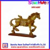 Exquisite Polyresin Horse Sculptures