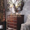 New York, American Style solid wood furniture, solid wood furniture vanity dressing table, dresser
