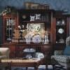 New York Fashion American furniture wood furniture wood furniture combination TV cabinet