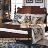 New York Fashion American furniture solid wood furniture twin beds Queen bed Queen bed