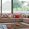 Modern Corner Sofa, Fabric Seat, Leisure Furniture