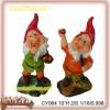Polyresin elf figurines