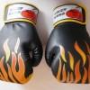 Inner latex foaming Pu boxing glove