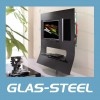 Hot Sell Lcd Glass TV Stand/TV Cabinet WC-ST053