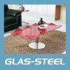 Modern glass end table,side table,coffee table