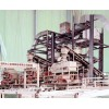 Cement particleboard production line equipment