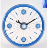 "16""Bicycle Wheel Wall Clock"