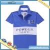 Custom design color combination polo shirt