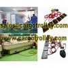 Air casters machinery moving skates can be customized as demand