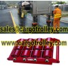 Transport dollies skates for heavy duty machinery moving works