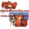 Geared beam trolleys applications