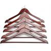 wooden suit hanger