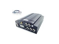 GPS Vehicle 720P HD Mobile DVR HDD Storage 4CH 3G Realtime