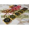 Air bearing skids applications and manual instruction