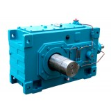Bevel-Helical Gearbox