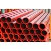 ST52 concrete pump pipe