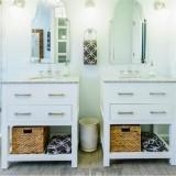 Lacquer Bathroom Vanities