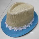 Straw Fedora Hats For Women