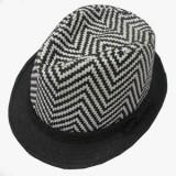 Men Summer Straw Fedora Hats