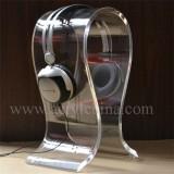 Acrylic Headphone Holder