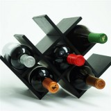 Acrylic Wine Display Rack Stan
