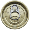 Tinplate easy open end for can