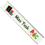 Office Supplies Acrylic Ruler