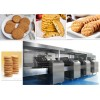 Soft or Hard Biscuit Production Line Making Machine