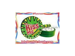 Custom Low Calorie Candy , Personalized Wedding Candy With Low Sugar Watermelon Taste