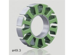 Customized Brushless DC BLDC motor stator and rotor core with laminated silicon steel
