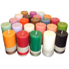 cheap pillar candles electric candles