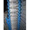 Aluminium Alloy Straight Scaffolding Ladder / Safety Scaffold Access Ladder