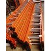4M Steel Metal Scaffolding Parts Single Section Ladders For Industrial Light Weight