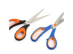 Soft-handle Shredding Scissors