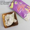 Freeze Dried Dragon Fruit Chips From Vietnam With High Quality Without Sugar