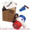 Paadi pilsivee pump / Marine elektriline pilsipump - 12V/24V 1100GPH