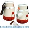 Paadi pilsivee pump / Marine elektriline pilsipump - 12V/24V 3500GPH