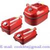 Tanque Metálico para Gasolina Auxiliar / Bidones metálicos para hidrocarburos