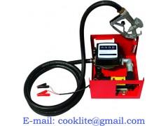 Heizolpumpe Dieselpumpe Selbstansaugend 12V Pumpe Tankstelle 40L/Min