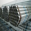 ASTM A53 Gr.B Galvanized Steel Pipe, 5.8 Meters, Plain End