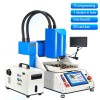 BGA Rework CNC Polishing Engraving Station For Iphone PCB Repair