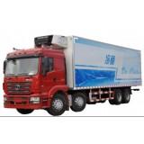 8x4 Refrigerator Truck