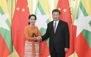 Beijing backs Myanmar peace process