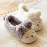 Animal Slippers Shoes Winter F