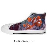 Finding Nemo Canvas Shoes High