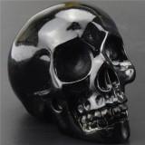 Decor Skull, 3 Inch Natural Ca