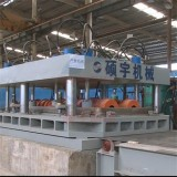 Automatic Quartz Stone Slab Pr