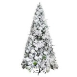 Artificial PE Christmas tree w