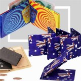 Fashionable Paper Wallet for B