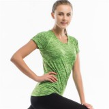 Womens Gym Training Tops Sport
